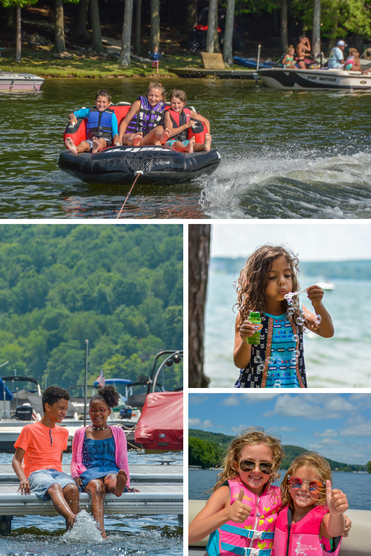 Experience Deep Creek Lake Md With Your Family This Summer Deep Creek Lake Lake Resort Area