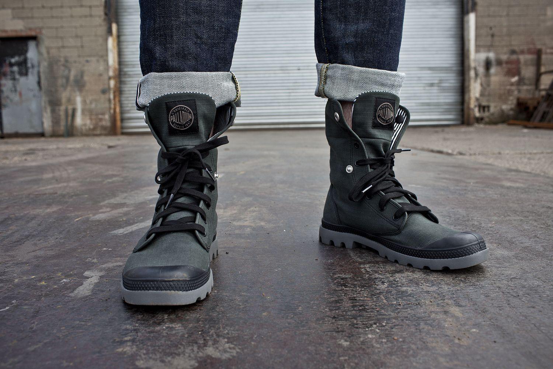 Men's, Women's and Kids' Boots for City Terrain. Palladium ...