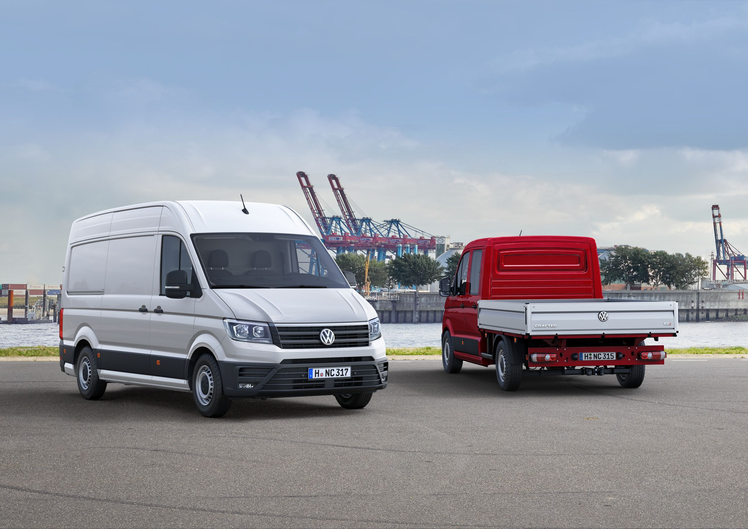 2017 volkswagen crafter owner of the title van of the year 2017 rh pinterest com