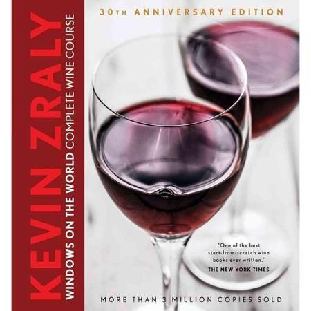 Kevin Zraly.  Windows on the World Curso completo #Vino 30a Anniversary Edition.