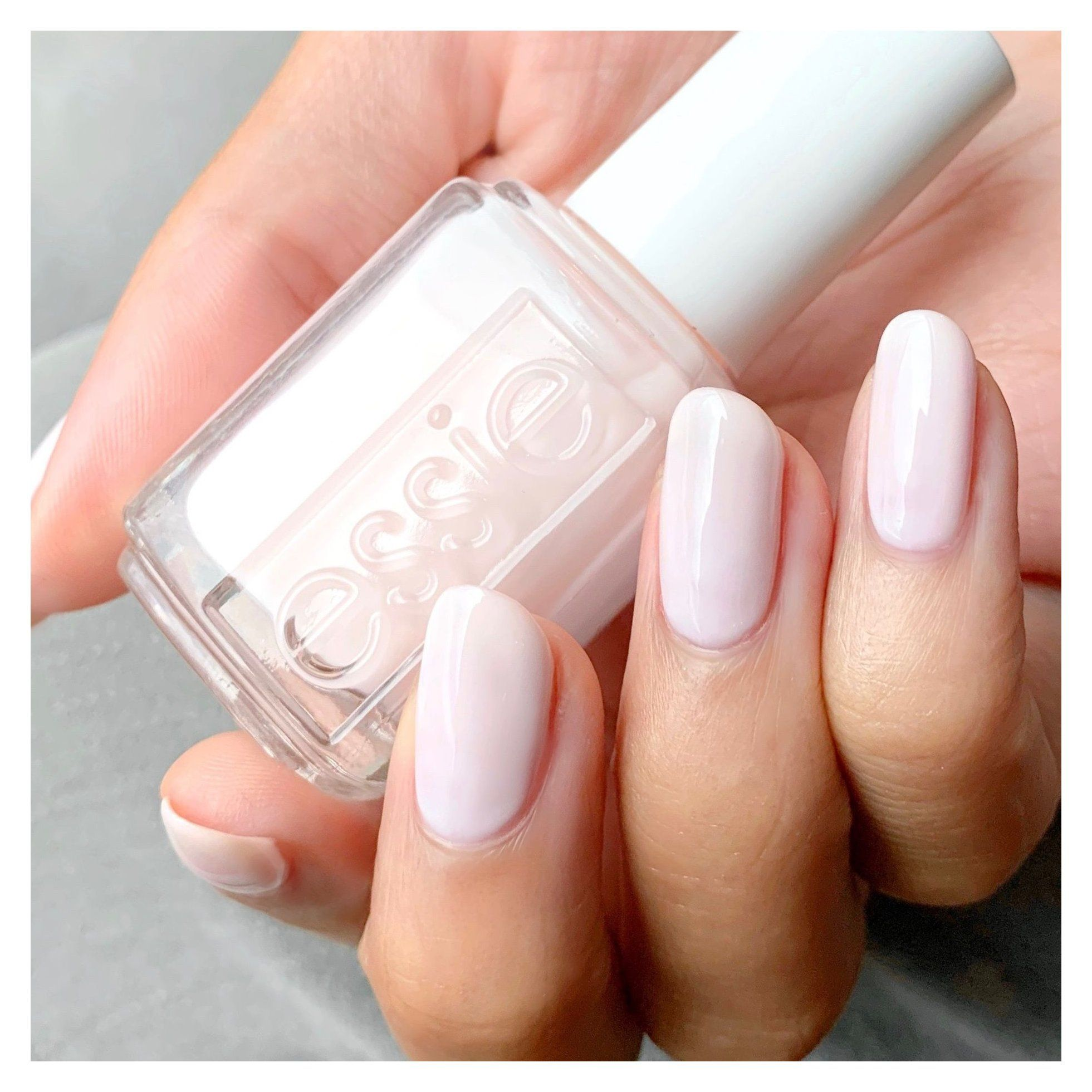 Ballet Slippers Enamel Essie Essie Ballet Slippers Nail Polish Balletslippersnailpolish Essie Ballet Slippe Pale Pink Nails Pale Nails Pink Nail Colors