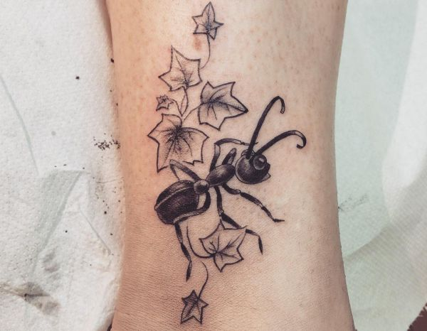Fußboden Tattoos ~ Ameisen tattoos: bedeutungen und ideen tattoo ideen pinterest