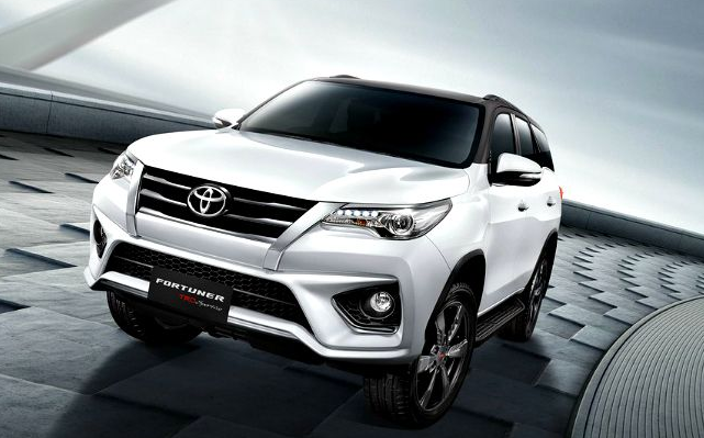 2020 Toyota Fortuner Rumors, Changes and Review Toyota