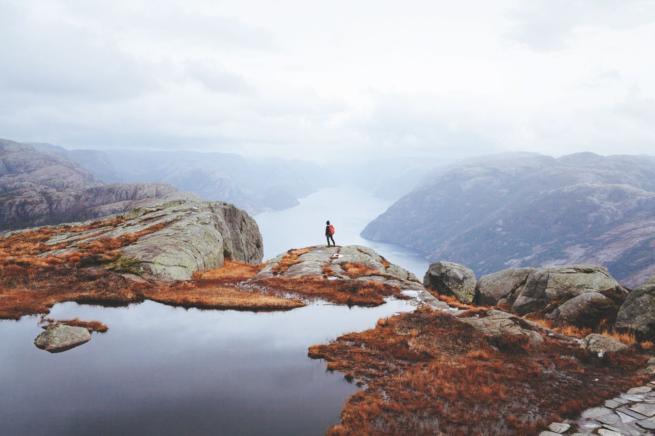 Minimal People in Landscapes - Photos Curated by 500px - 500px