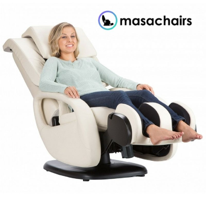 Lets The Sophisticated 3d Rollers Target Key Muscle Groups And Soft Tissue While Moving In Multiple Directions For A Massage Chair Chair Lounge Chair Outdoor