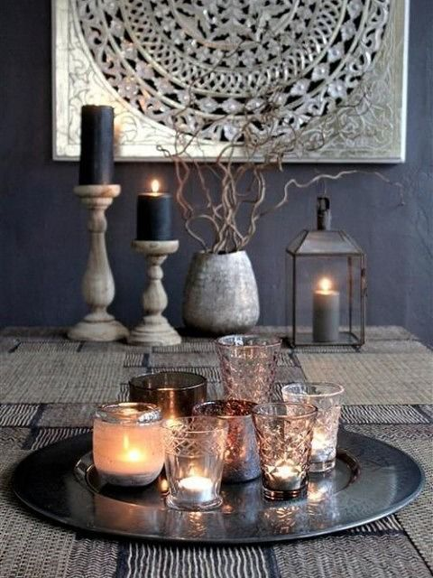 Modern moroccan decor the chic street journal