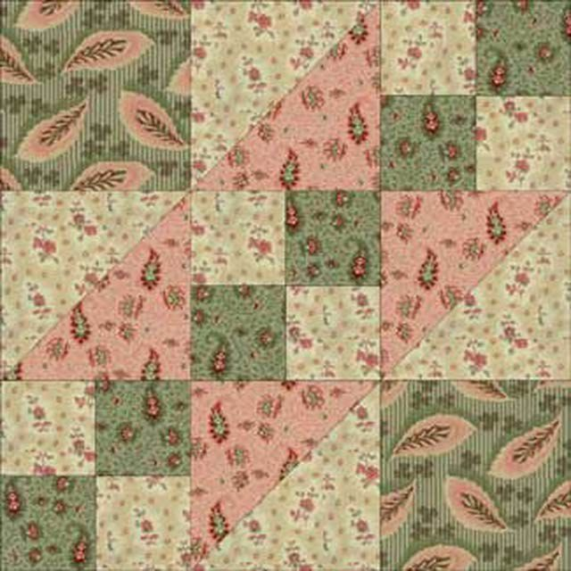 Sew A Batch Of Rocky Road To California Quilt Blocks