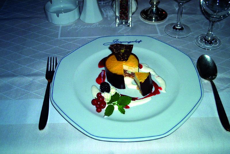 Kreativ-raffinierte Desserts verzaubern