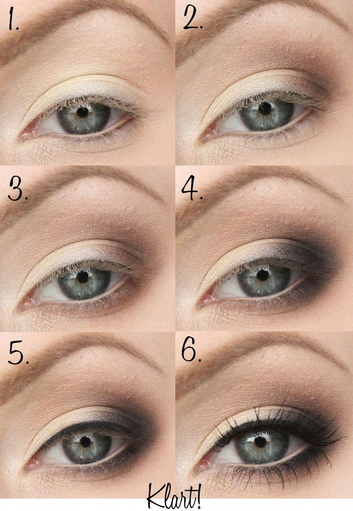 everyday make up step by step for narrow frames windows to the soul pinterest make up. Black Bedroom Furniture Sets. Home Design Ideas