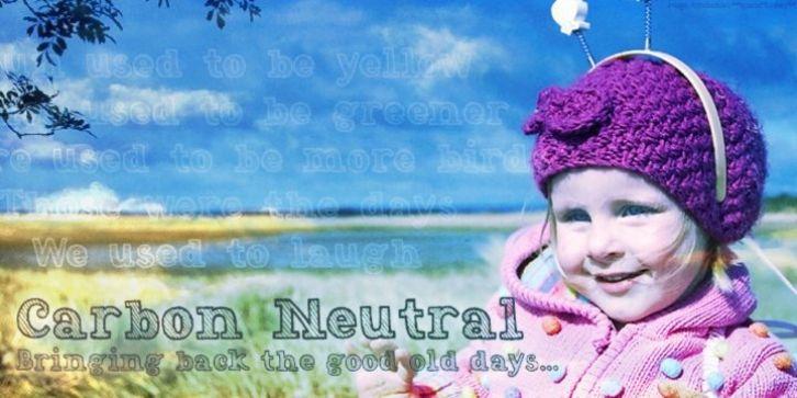 Carbon Neutral™ font download
