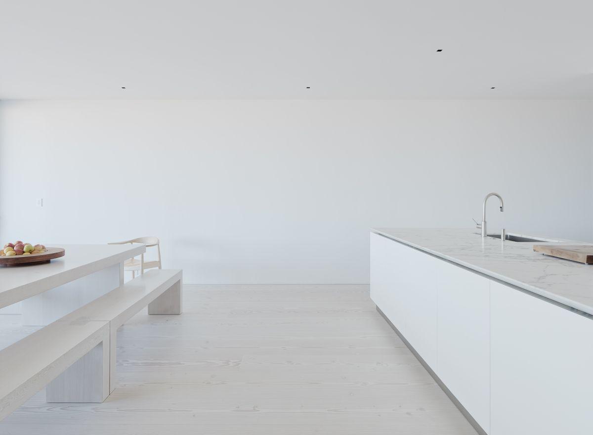 Vierstöckiges Familienhaus Erhält Ein Atemberaubendes Und Minimalistisches  Update, #atemberaubendes #erhalt #familienhaus #minimalistisches #update #  ...