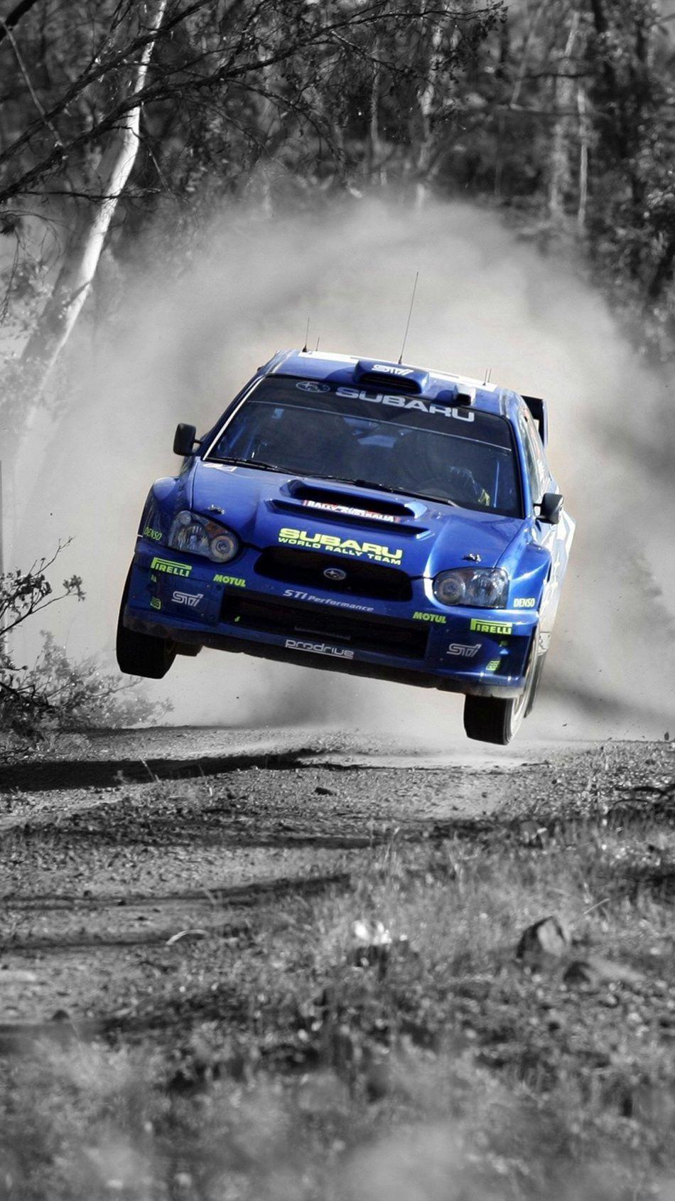 Car Racing Off Road Subaru Rally Rally Car Subaru