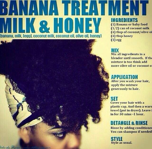 honey natural hair care | honey is good...not sure about combination of stuff