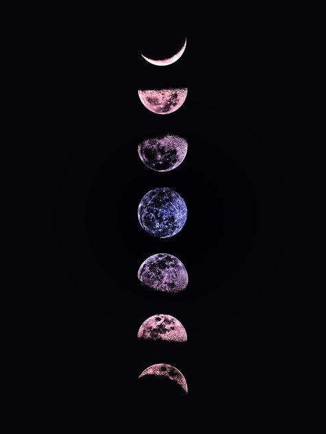 450+Moon Aesthetic