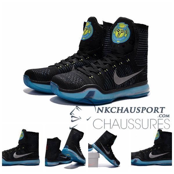 Nike Kobe Bryant Basket 10 Nouvelle Chaussure De Basket Bryant Montante Homme 5c13ef