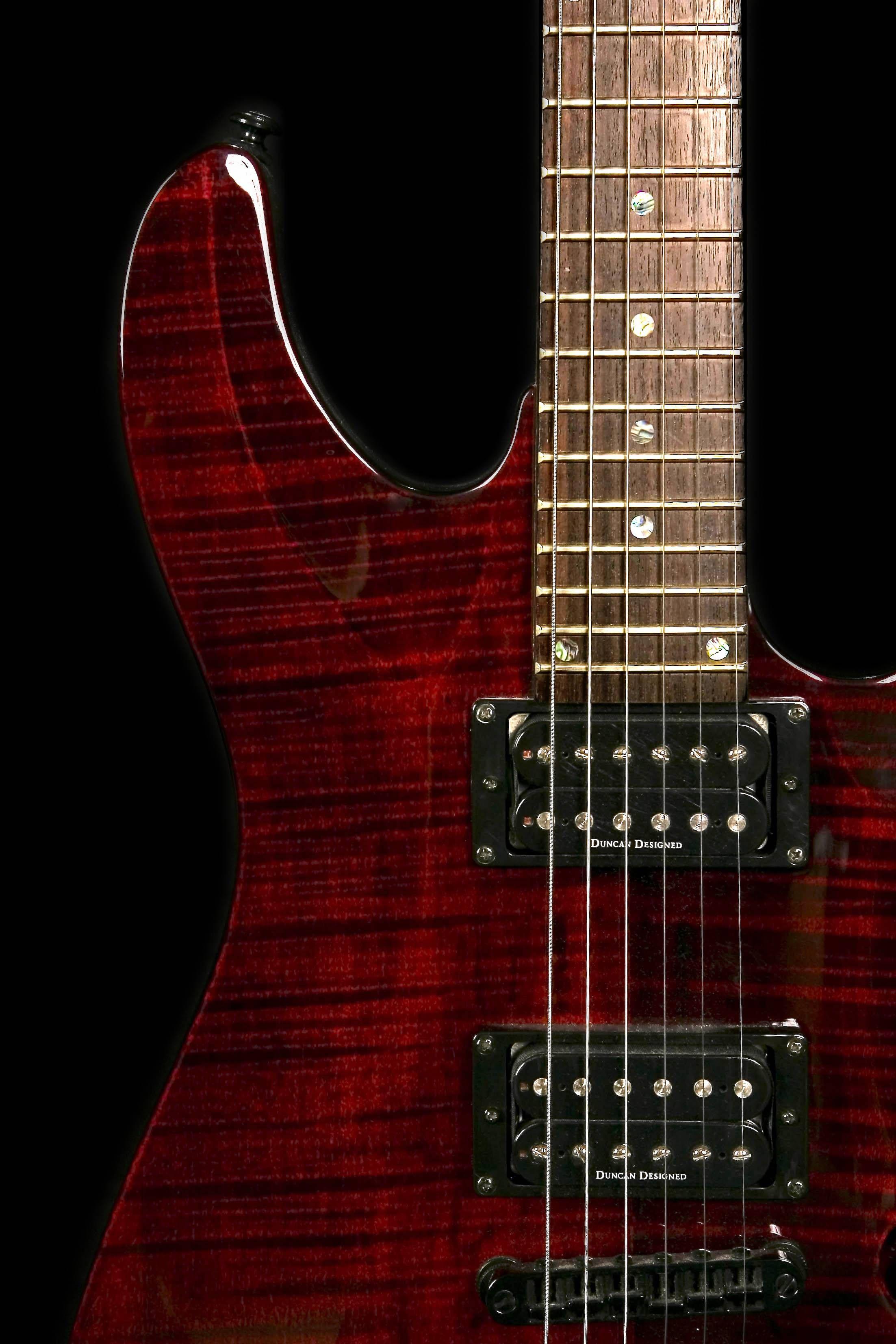 Красивые фото эл гитары на смартфон