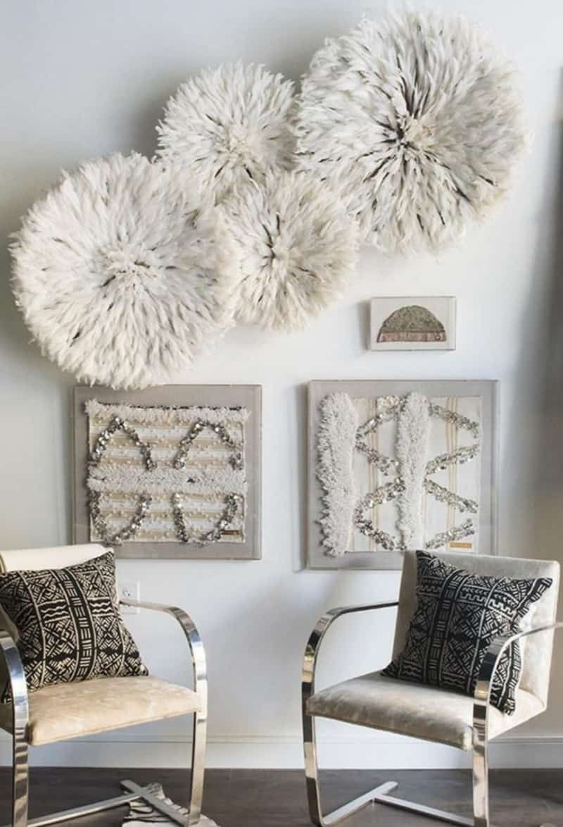Juju Hat An African Wall Decor That Will Cozy Up Your Home In An