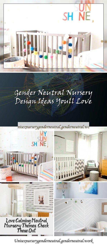 Baby Gender Ideas Neutral Nursery unisex Gender Neutral