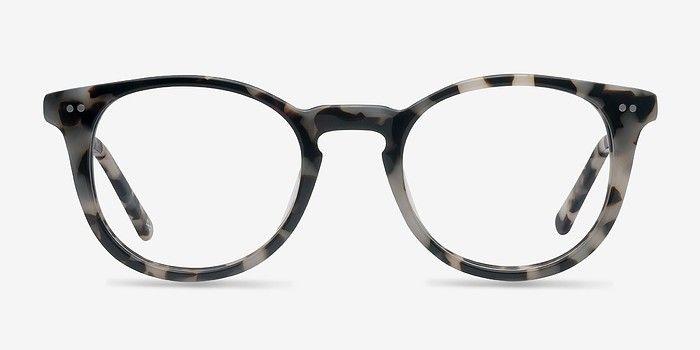 bb39b27c9954 Aurora Flecked Ivory Acetate Eyeglasses from EyeBuyDirect. Exceptional  style