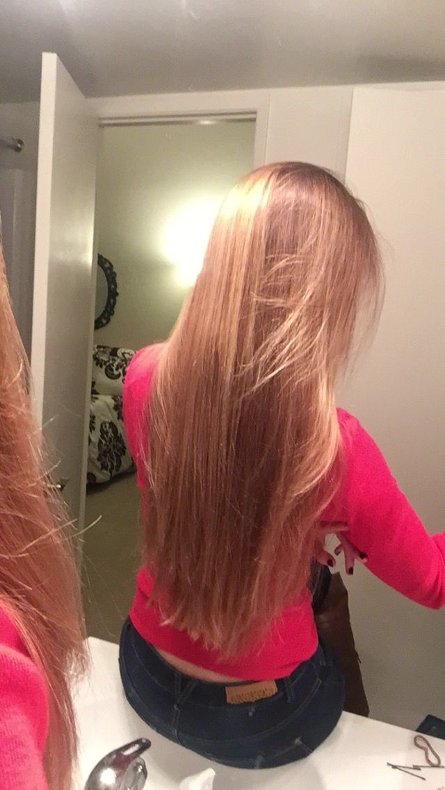 Orlando Pita Argan Oil Shampoo And Conditioner This Is My Hair After