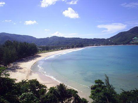 My home away from home. Kamala Beach, Phuket, Thailand.