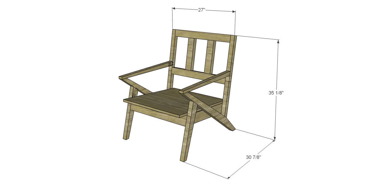 mid century modern design chair plans 2 mid modern chair diy mid rh pinterest com