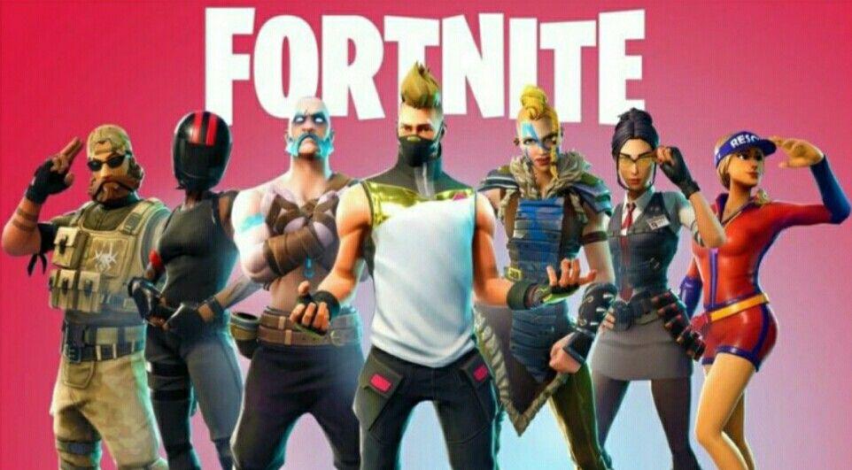 Season 5 Fortnite Free Video Game Fortnite Battle Royale Game