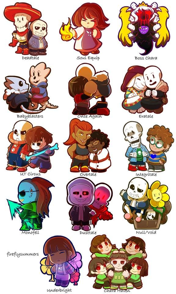 Chara Undertale Plush Frisk And