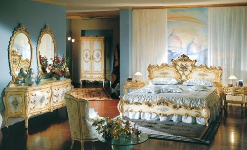 Rococo Bed Kopen : Image detail for classy royal victorian bedroom furniture design by