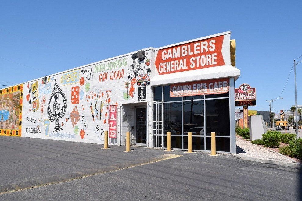 Gambler's General Store (с изображениями) Киоск