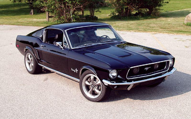 1968 Ford Mustang Fastback Ford Mustang Fastback Mustang Fastback 1968 Ford Mustang Fastback