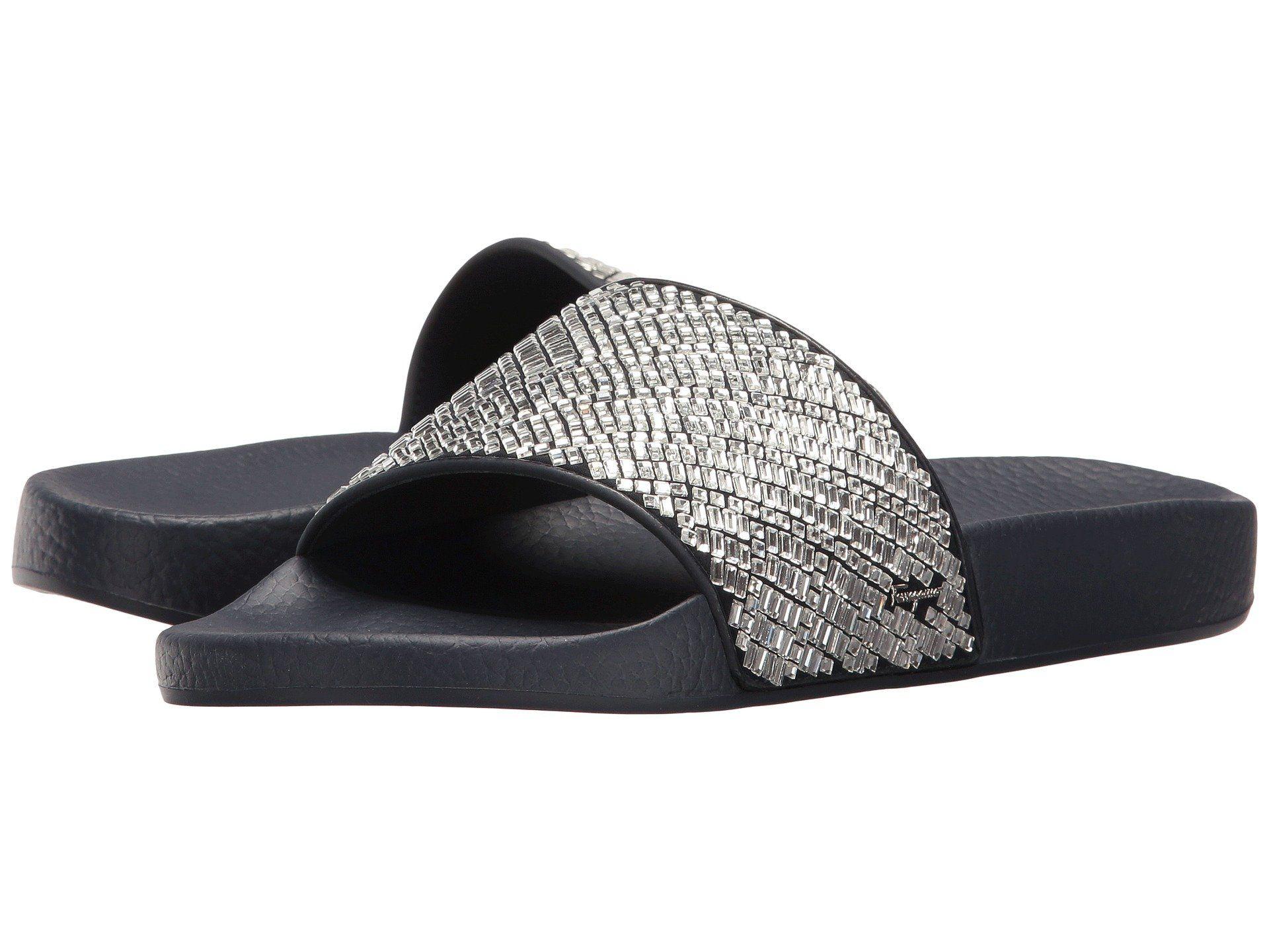 cbf9bd54f7b Salvatore ferragamo pool slide with crystals shoes jpg 1920x1440 Ferragamo  womens pool sandals
