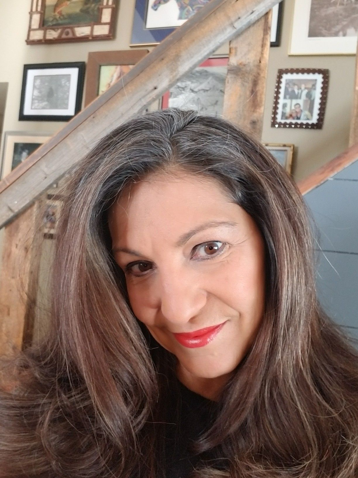 Pin by Mary Ellen on Hair   Grey hair, Transition to gray
