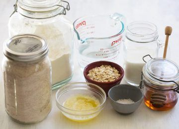 Dieta con agua de avena para bajar de peso