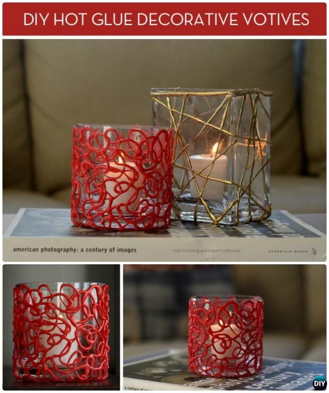 Diy Hot Glue Gun Crafts Ideas Picture Instructions Diy And
