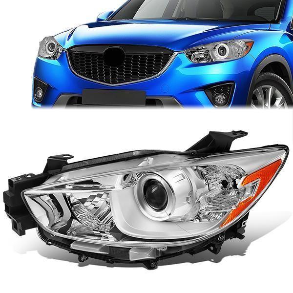 13 16 Mazda Cx 5 Left Driver Side Projector Headlight Factory Style Ma2518146 In 2021 Projector Headlights Mazda Headlights