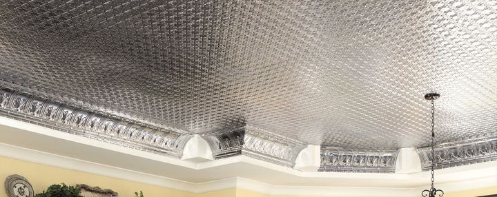 Decorative Tin Ceiling Tiles View Tin Ceiling Tiles  Skinning Concepts  Pinterest  Tin