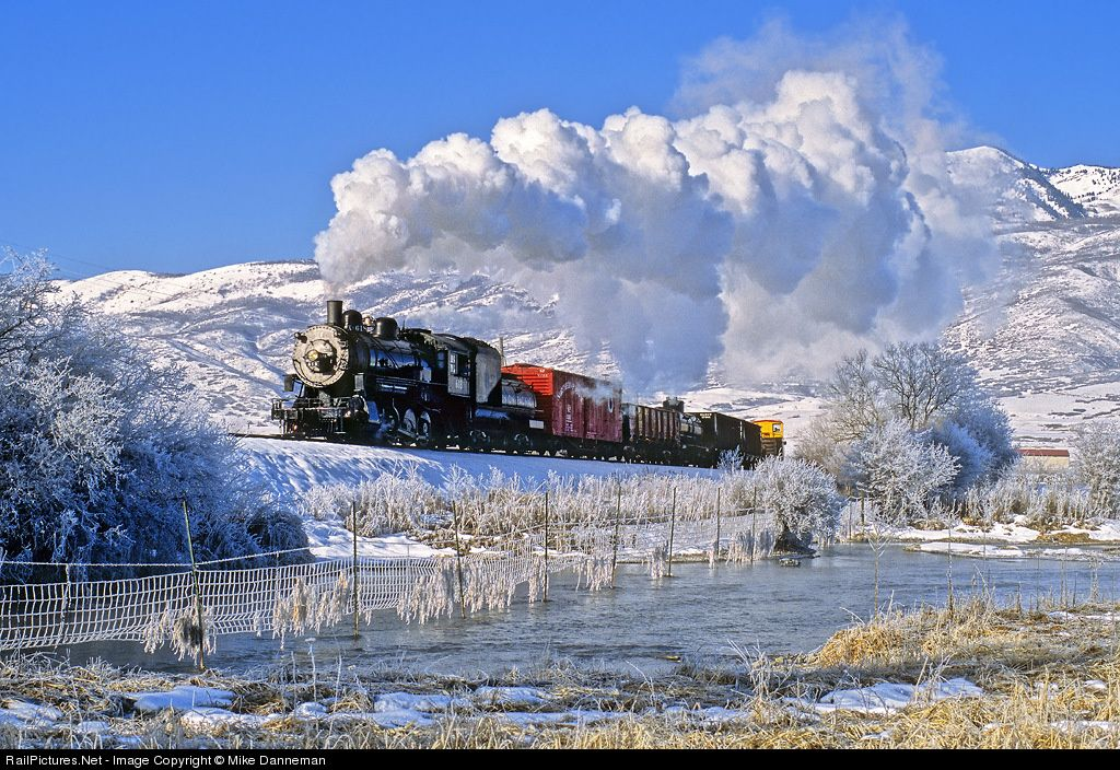 Photo UP 618 Union Pacific Steam 280