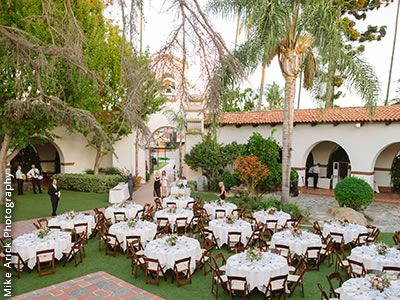 Tangata Restaurant At The Bowers Museum Orange County Wedding Location 92706