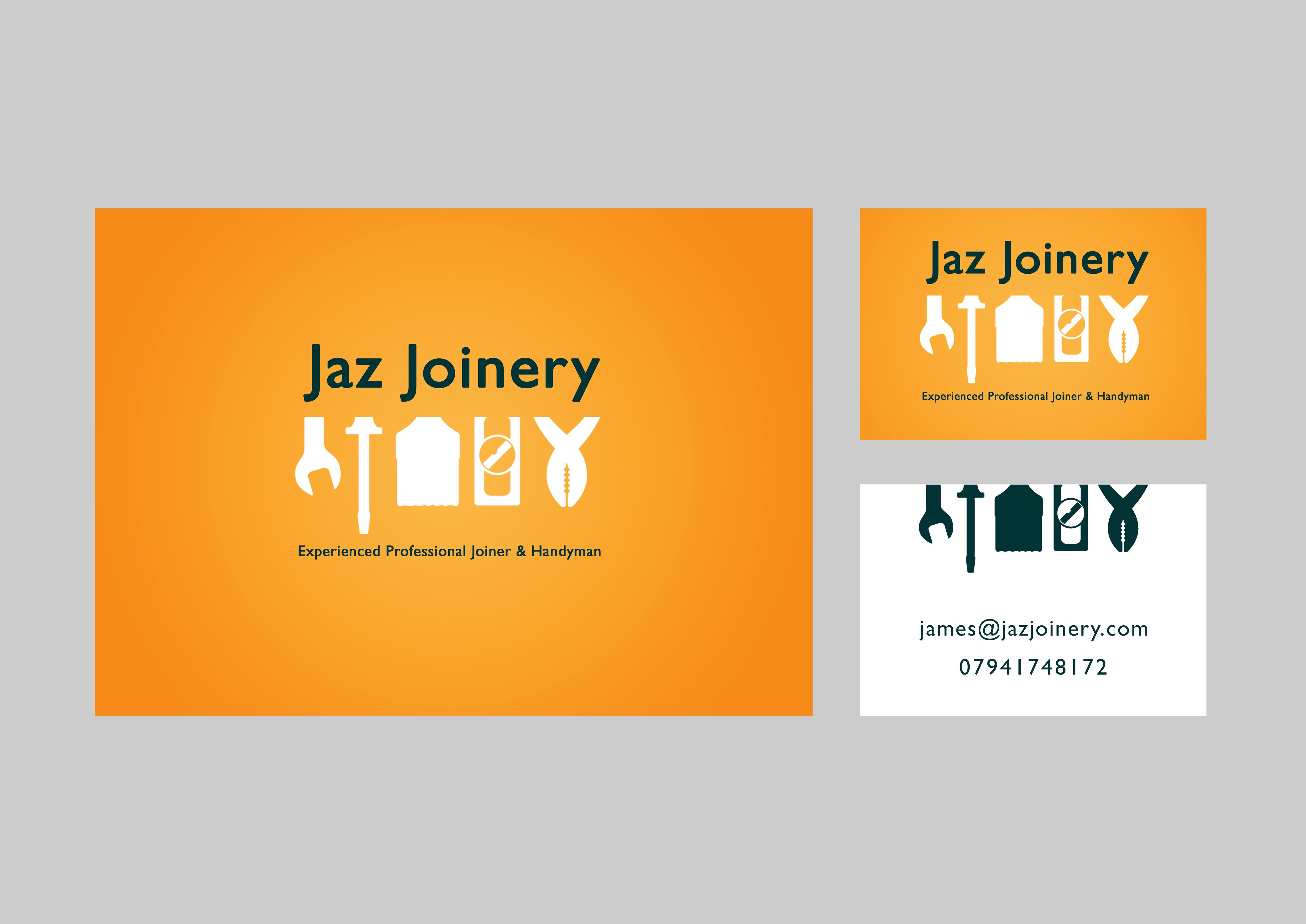 Jaz Cards Jpg 4 961 3 508 Pixels Joinery Cards Business