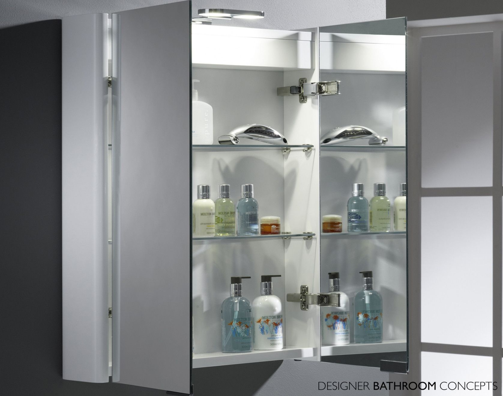 20 Double Sided Mirror Bathroom Cabinet Kitchen Shelf Display Ideas Check More At Http