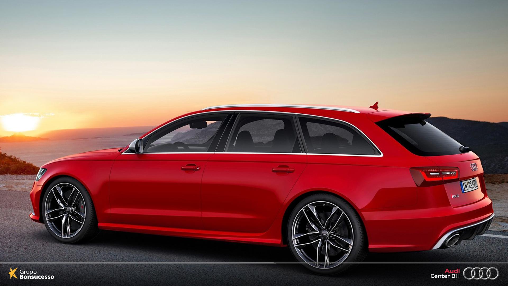 Tecnologia, potência e elegância. Audi RS 6 Avant,um carro único.  #Audi #AudiLovers #Love #AudiAutomóvel #AudiCenterBH #AudiRS6Avant#RS6 #RS6Avant