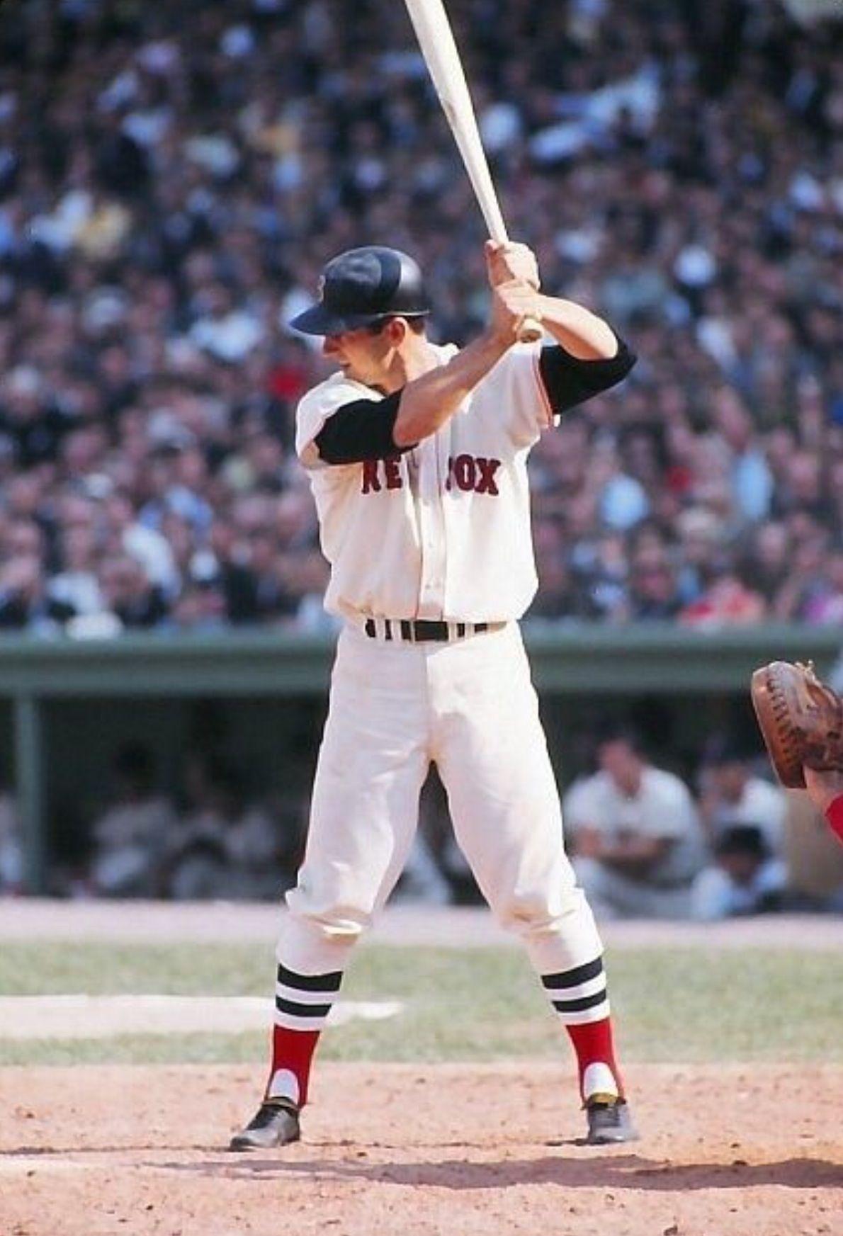 Carl Yastrzemski Boston Red Sox Carl yastrzemski, Red