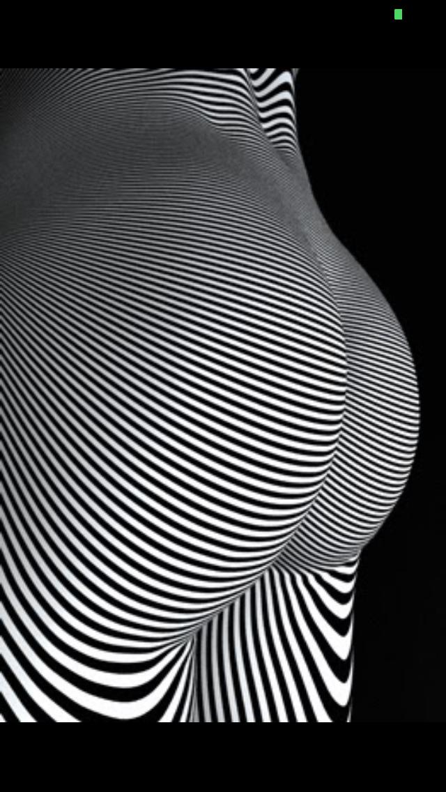 Erotic optical illusion