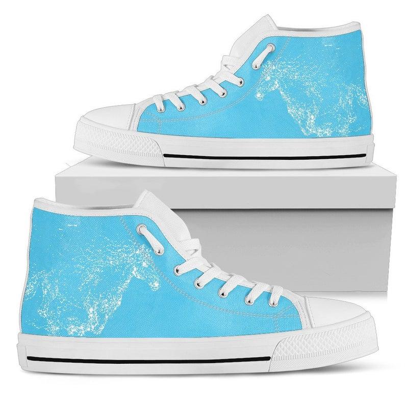 Women's Ghost Horse Sneakers Footwear Mystic White Horse