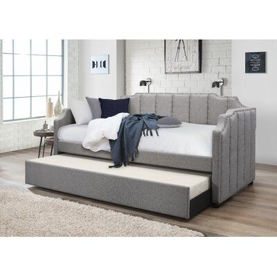 Best Canora Grey Shaffer Twin Twin Daybed With Images 640 x 480