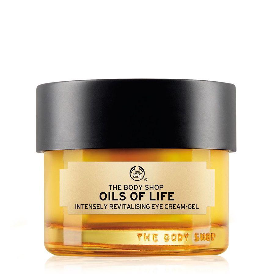 Oils of Life™ Intensely Revitalizing Eye Cream-Gel | The Body Shop ®