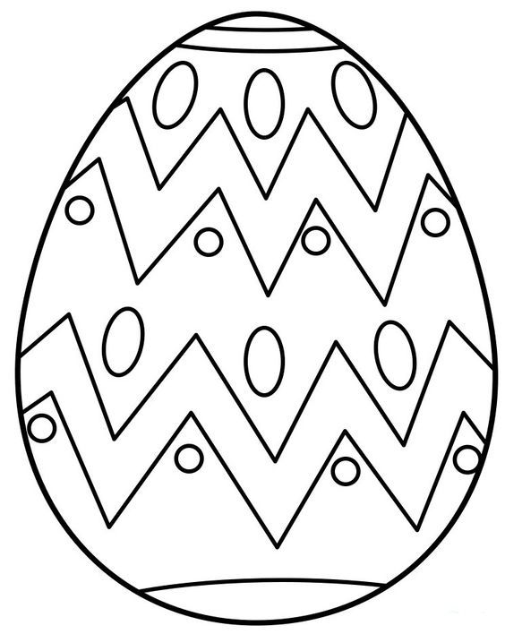 Pin von Easter/ Spring auf Coloring Easter | Pinterest