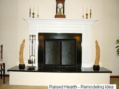 harrisburg mantel surround custom size fireplace mantel surround rh pinterest com