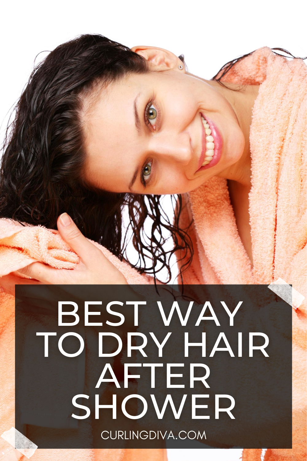 Best Way To Dry Hair After Shower In 2020 Dry Hair Fast Natural Hair Care Tips Dry Hair